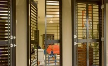 Brilliant Window Blinds PVC Plantation Shutters Kwikfynd